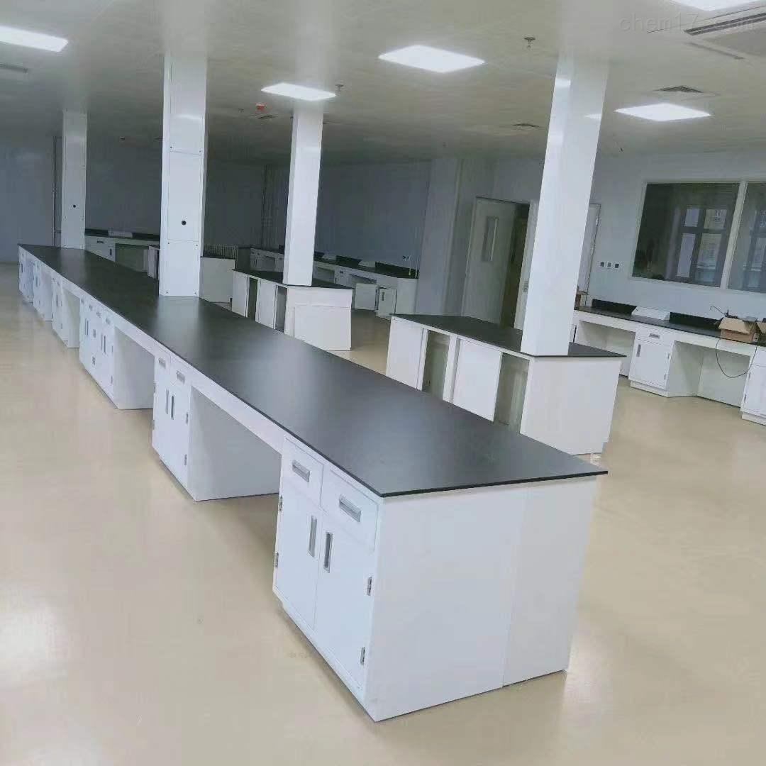 广西实验台理化板台面实验台柜定制