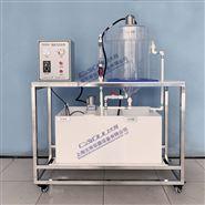 幅流式斜板沉淀池 水污染处理实验装备