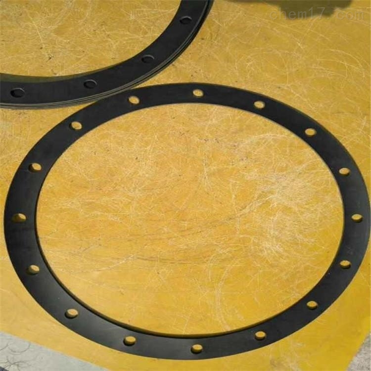 标准带孔非橡胶垫片