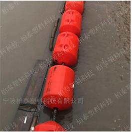 FT600*1000各种水域的漂浮垃圾都不放过的拦污漂排浮筒