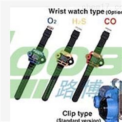 GW-2C日本理研手表式一氧化碳浓度检测仪