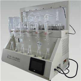 QYZL-6B乔跃一体化智能蒸馏仪 分馏和蒸馏实验装置