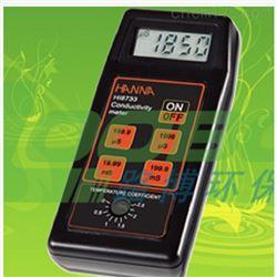 HI 8733意大利哈纳便携式宽量程电导率测定仪