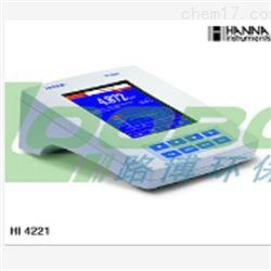 HI4421意大利哈纳实验室高精度BOD/溶解氧测定仪
