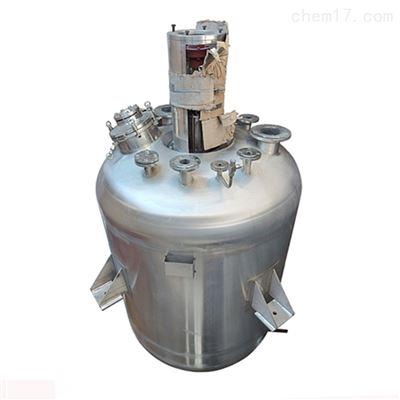 5000L生产型耐酸碱的钛材机械密封反应釜