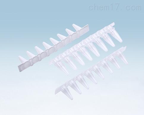 BioMorey--PCR八联排管(盖)