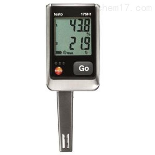 德图testo 175 H1 - 温湿度记录仪
