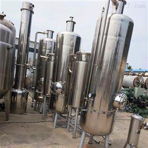 常年回收不锈钢过滤器设备