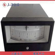 YJY-101膜盒压力表
