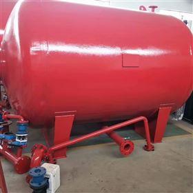 不锈钢储水隔膜式压力罐