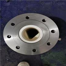 QV647TC气动陶瓷V型球阀