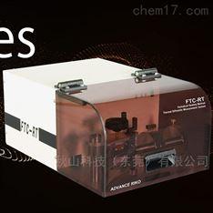 周期加热法热扩散率测量装置