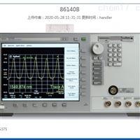 86140B光谱分析仪安捷伦Agilent描述价格