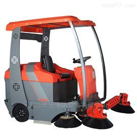厂区清扫用电动扫地机