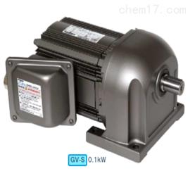 GV-SHYMBW-RL 0.1kW 1/5三菱减速电机GV-SHYMBW-RL 0.1kW 速比1/5