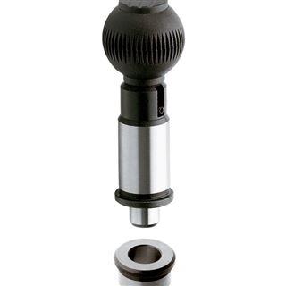 22130.0020Halder有圆柱形支撑的22130精密分割定位柱
