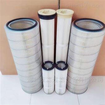 240×130×1000供应防油防静电除尘滤筒