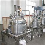 500L石油提炼行业使用的实验室中试反应系统