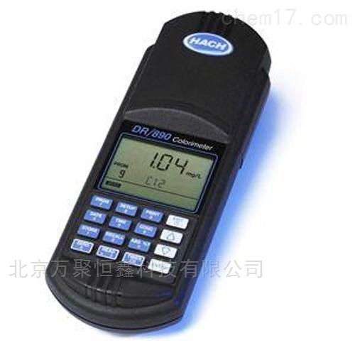 供应美国HACH DR800多参数水质检测仪