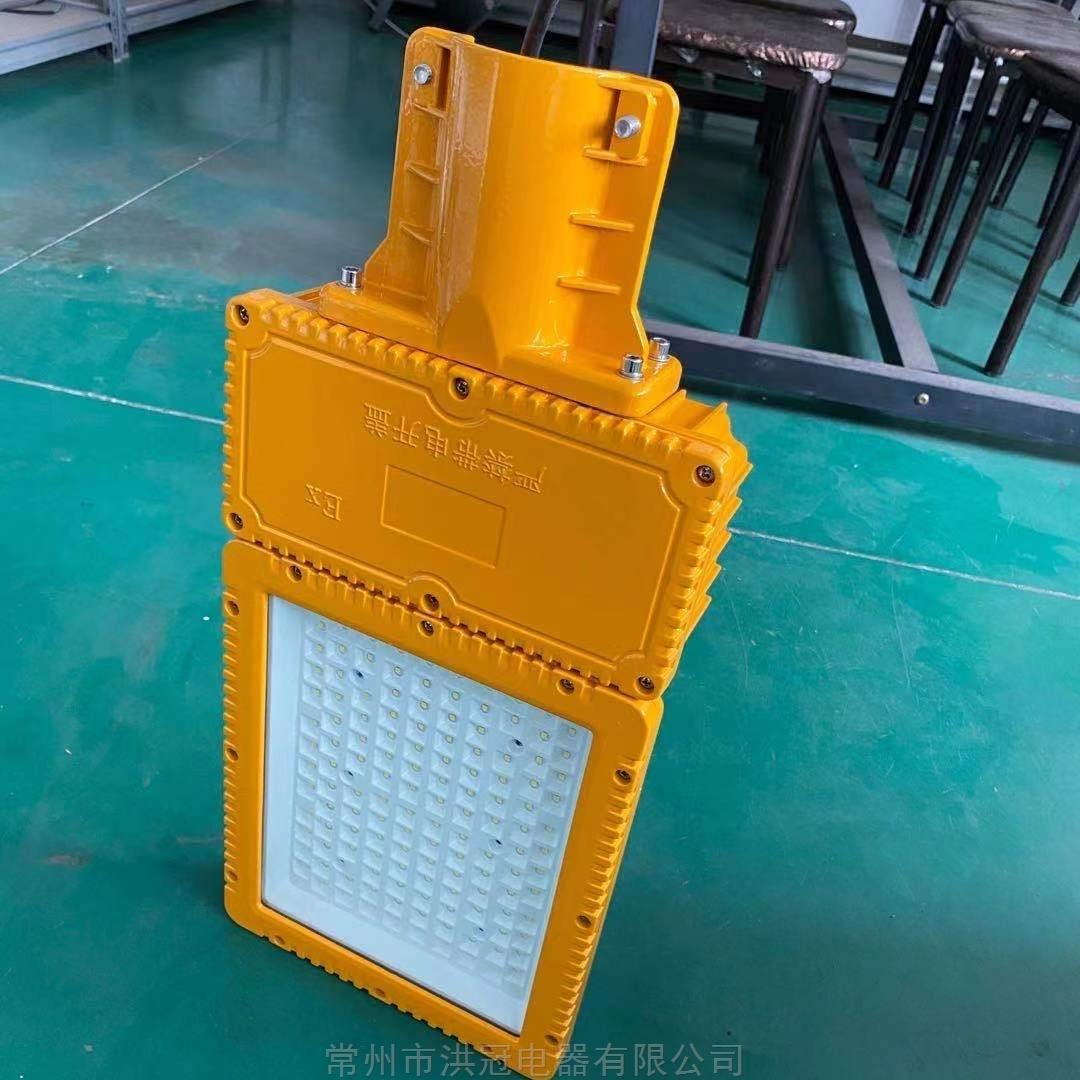 单臂8米灯杆100WLED防爆路灯ExdIIBT4