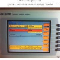 AQ4321D可调光源安立ANDO厂家描述价格