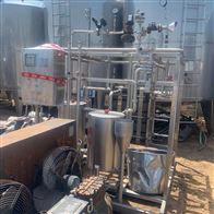 二手乳品灭菌2吨上海南华板式杀菌机