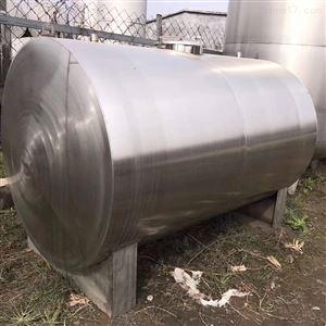 卧式50立方不锈钢储罐加工