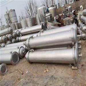 二手不锈钢列管冷凝器高价回收