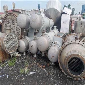 闲置供应二手60平方列管冷凝器安置步骤