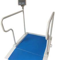 200kg手扶轮椅秤透析称重