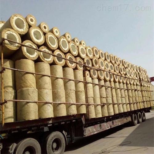 欧沃斯防火保温 岩棉管壳规格 量大优惠