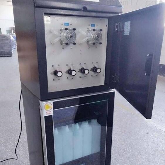 在线水质自动采样器可采瞬时水样和混合水样