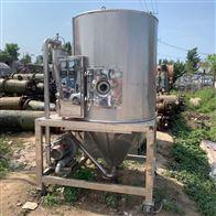 二手实验型每小时5KG喷雾干燥机