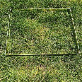 野外调查取样样方框1平米0.25平米可订制