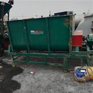 回收闲置二手饲料混合机
