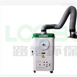 LB-XZ自动脉冲反吹清灰原理焊烟净化器