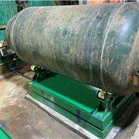 DCS-HT-G长沙2吨电子钢瓶秤 2.5t防爆氯瓶称价格
