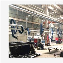 LB多工位中央烟尘净化系统