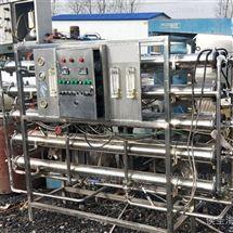 回收二手2吨超滤edi双级水处理设备