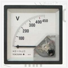 DN96A81电压表日本横河YOKOGAWA现货库存
