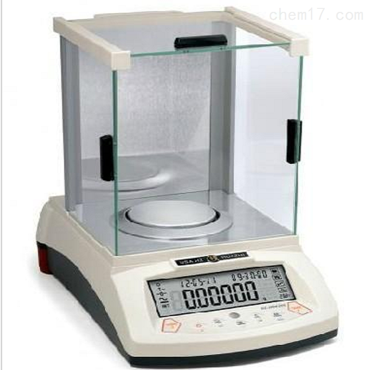 华志分析天平HZ-124/105S十万分之一规格