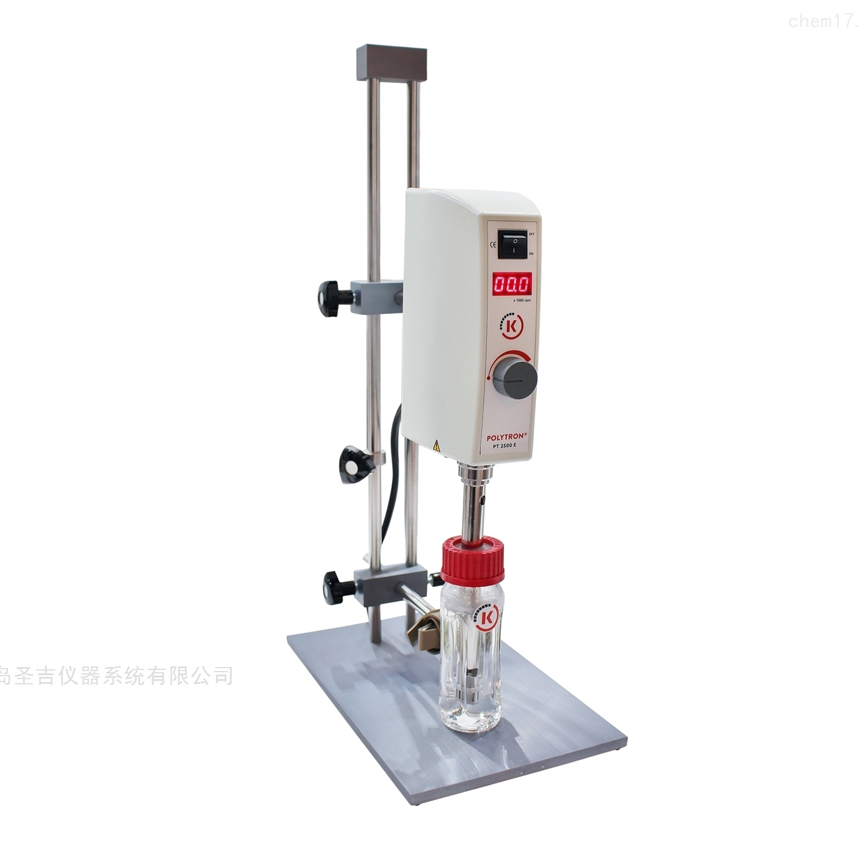 瑞士Kinematica PT2500E 实验室均质器