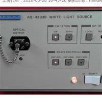 AQ4303B 安立ANDO 可调激光器参数厂家