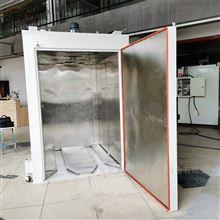 1000A深圳市 平地推车型单门丝印工业烘箱