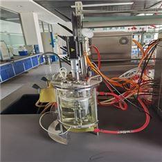 二手赛多利斯5L玻璃发酵罐
