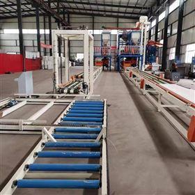 玻镁板门芯板改性渗透版流水线生产设备