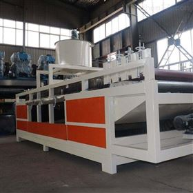 硅质改性聚苯板生产线