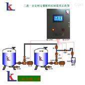 WDK-H2DL-KZYB/PLC二路配料灌装定量控制系统