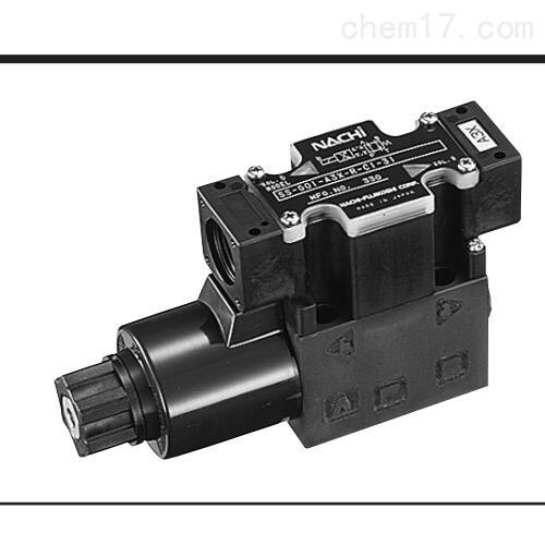 日本NACHI液压电磁阀常见类型
