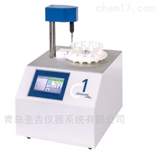 瑞士Gerber盖勃乳脂冰点测定仪C1中国区代理